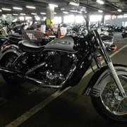 Мотоцикл чоппер No. B5830 Honda Shadow 1100 AERO фото