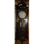 Часы настенные инкрустированные фото