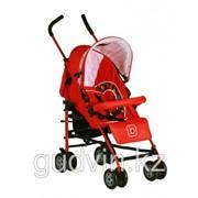 Коляска-трость Baby Go Speedo Red фото