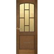 Двери межкомнатные коричневые фото