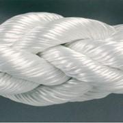 Канат капроновый плетеный