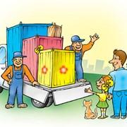 Услуги по перевозки мебели фото