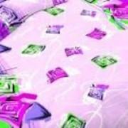 Ткань постельная Бязь 136 гр/м2 150 см Набивная цветной/S289 FL фото