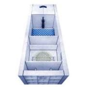 Оборудование для очистки сточных вод, очистка ливневых стоков фото