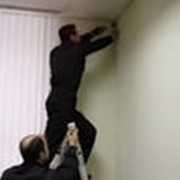 Монтаж охранной сигнализации фото