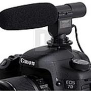 Микрофон с ветрозащитой для цифровых фотоаппаратов и компактных видеокамер фото