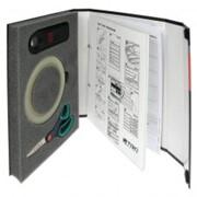 Набор с лентой TQC SP3200 Dust Test Kit для определения степени запыленности поверхности по ISO 8502-3 фото