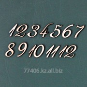 Заготовки для декупажа Цифры N5 - 2 см. фанера 4 мм. фото