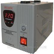 Стабилизатор релейный с цифровым дисплеем Стабилизатор SDR- 2 000/1 фото
