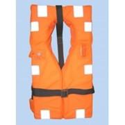 Жилет Спасательный Морской ЖС-2М (РМРС) в комплекте c электроогнём и свиством для поиска