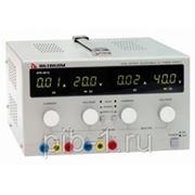 Двухканальный аналоговый источник питания с цифровой индикацией АТН-4012 фото