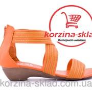 Женские летние сандалии фото