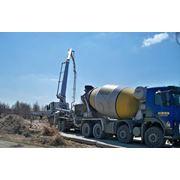 Компания предлагает в аренду стационарные бетононасосы и автобетононасосы 36 42 м. Услуги Стационарных бетононасосов Автобетононасосов с бетоносмесителем Украинка Обухов фото