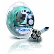 Лампы PHiLiPS X-tremeVision H4, 12 В, 55 Вт фото