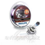 Лампы PHiLiPS VisionPlus H4, 12 В, 55 Вт фото