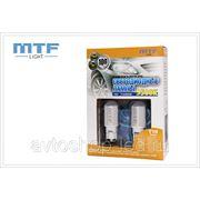 Автомобильные светодиоды MTF Light W5W T10 5500K 100lm CREE фото
