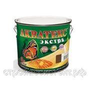 АКВАТЕКС-ЭКСТРА Защитное покрытие для дерева Калужница 0,8л. фото