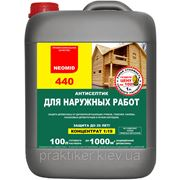 Антисептик 440 Neomid, 5 л. фото