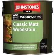 Антисептик Classic Matt Woodstain Johnstone's, 5 л. фото