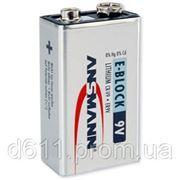 Элемент питания КРОНА ''Ansman'' Lithium 1200 mAh