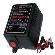 Автоматическое зарядное устройство 0,3-0,8А 12В для мотоциклетных аккумуляторов фото