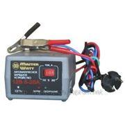 Автоматическое зарядное устройство для автомобильных аккумуляторов 20А 12В фото