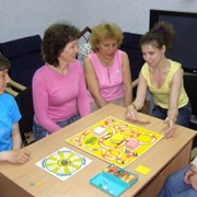 Психологическая поддержка в центре реабилитации инвалидов Украина Крым Евпатория фото