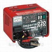 Однофазные профессиональные зарядные и пускозарядные устройства Imperial 220 Start фото