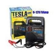 Зарядное устройство Tesla 6В и 12В светодиодная индикация фото