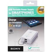 портативная зарядка Sony Sony USB CHARGER Li-ion version 4000 mAh (CP-A2LS) фото