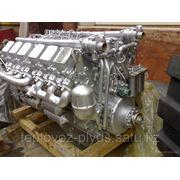 Дизельный двигатель ЯМЗ 240 ПМ2 фото