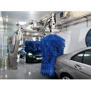 Туннельная мойка Технология Hybrid фото