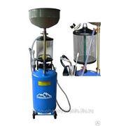 Trommelberg UZM80 Установка для сбора масла пневматическая мобильная фото