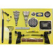 Стартовый набор расходных материалов для легкового шиномонтажного участка фото