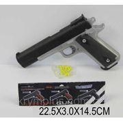 Пистолет P366A пульки,в пакете 22,5*3*14,5см (шт) фото