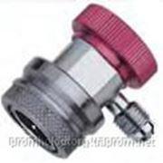 Быстросъемная муфта QC-HM с вентилем HP (высокое давление) фото