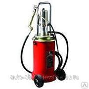 WiederKraft WDK-89530 Нагнетатель консистентной смазки с пневмоприводом фото