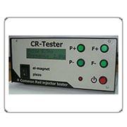 Прибор проверки производительности дизельных форсунок си-мы Common Rail (4 канала) ДД-3900 фото