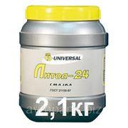Смазка Литол-24 2,1кг фото