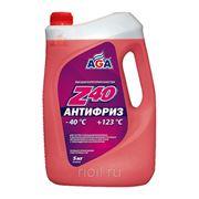 Антифриз AGA-Z40 фото