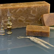 Натуральное мыло с эфирным маслом ванили и овсом (100 гр)