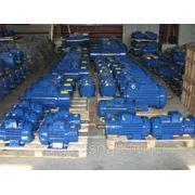 Электродвигател АИР, АДМ, 4АМ, АИММ, АИМ, АИМР, ВАО, ДПВ, ДЭ промышленные электродвигатели фото