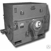 Электродвигатель ДАЗО4-400Х-8МУ1 200 кВт 750 об/мин