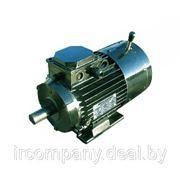Двигатели с электромагнитным тормозом АИР Е2, АИР ЕК фото