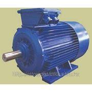 Электродвигатели общепромышленные АИР250М2 90*3000 об/мин. фото
