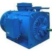 Электродвигатель постоянного тока 2ПО160 7,1/1500/3800 фото