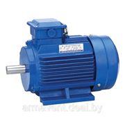 Электродвигатель АИР112M4 IE1 фото