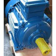 Электродвигатель АИР80B6 IE1 фото