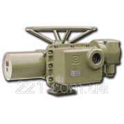 Электропривод ГЗ - ВА 100/24 в взрывозащищенном корпусе фото