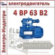 Взрывозащищенный электродвигатель 4 ВР 63 В2 фото